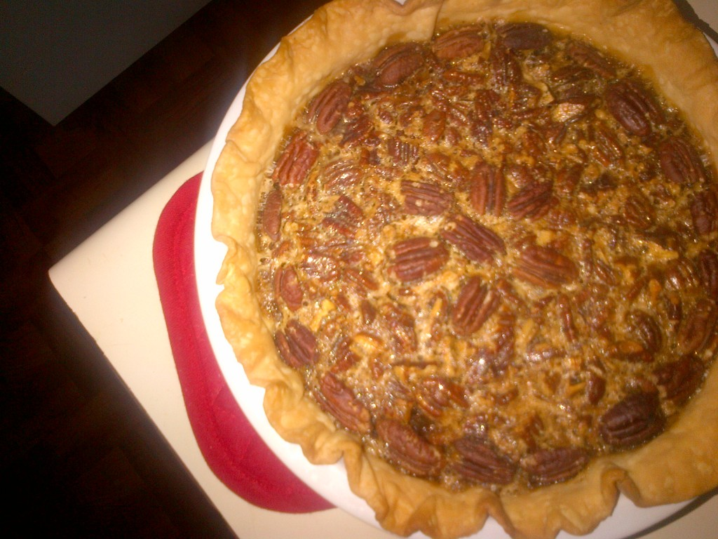 Pecan Pie, oh my!