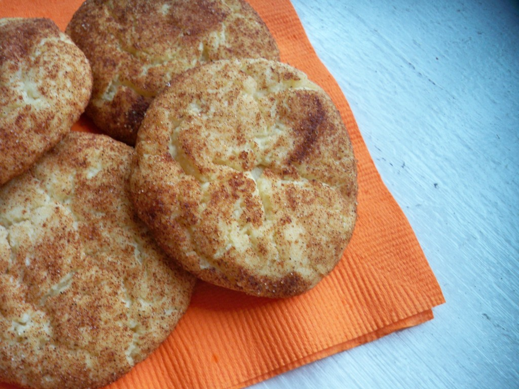 Mrs, Sigg's Snickerdoodles, or Freak Out Cookies