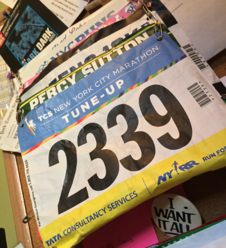 18 mile tune up bib