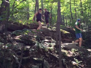 trails ultra running cat's tail marathon